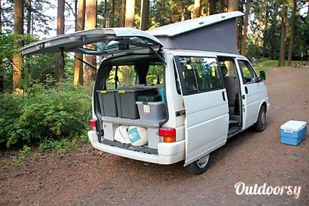 Tla-na-na: Eurovan Weekender  Portland, OR