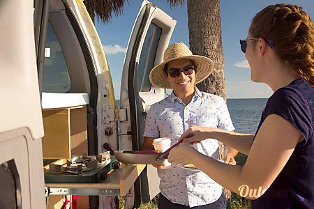 ONDEVAN CAMPERVAN #2, Rental Miami Florida !  Hallandale Beach, Florida