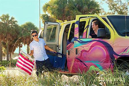 0ONDEVAN CAMPERVAN #2, Rental Miami Florida !  Hallandale Beach, Florida