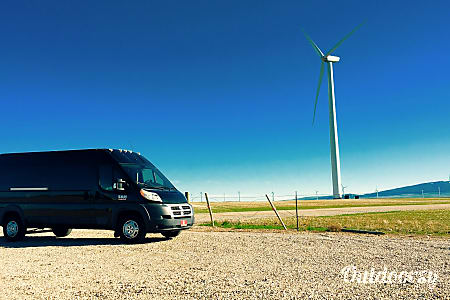 2014 ram promaster  Anchorage, AK