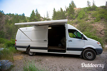 0Custom Extended High Roof Sprinter! -- Jaunt Vans  Salt Lake City, Utah
