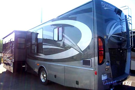 2007 Fleetwood Discovery  Gainesville, Georgia