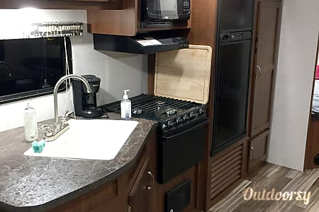 2017 Jayco Jay Flight 267BHSW 30 foot travel trailer  Winter Park, Florida