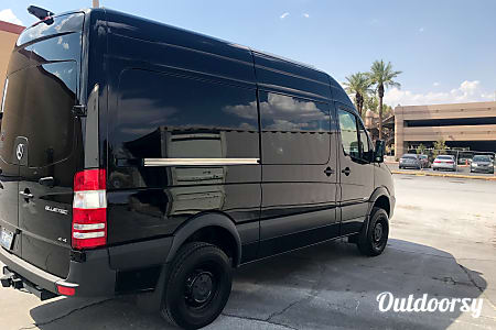 2016 Mercedes-Benz Sprinter  Las Vegas, Nevada