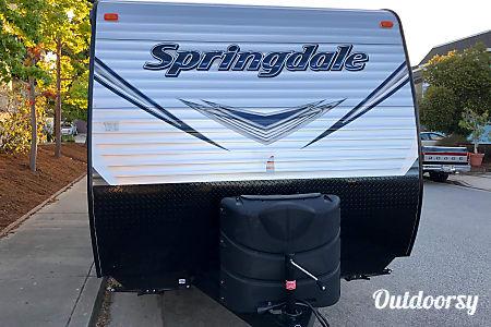 2018 Keystone Springdale 179QBWE  San Jose, California
