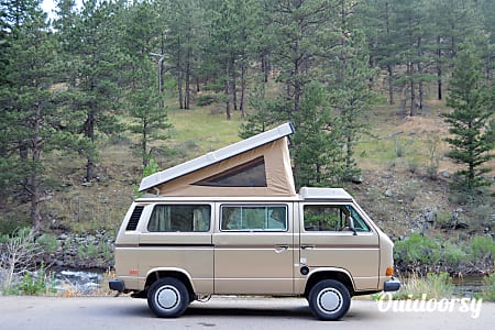 Eileen: the 1985 Volkswagen Vanagon  Fort Collins, CO