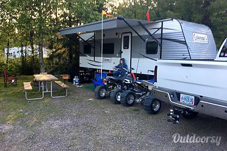 Take you everywhere!  Cornelius, Oregon
