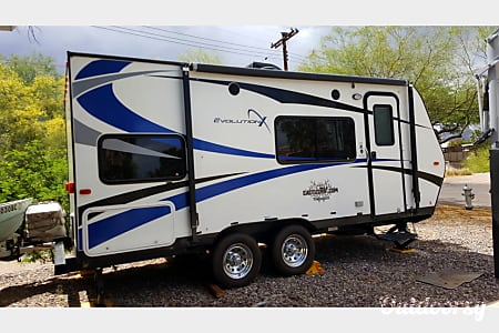 02016 Eclipse Recreational Vehicles Evolution  Tucson, Arizona