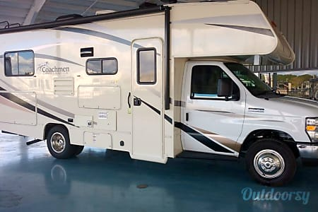02018 Coachmen Freelander 22QB  Winter Garden, FL