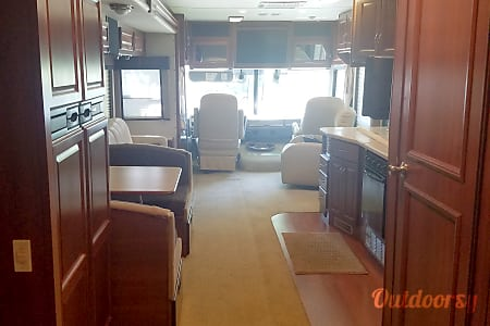 Fleetwood Southwind 36'  Greenfield, IN