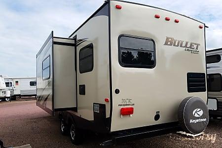 2014 Keystone Bullet Travel Trailer  Mitchell, South Dakota
