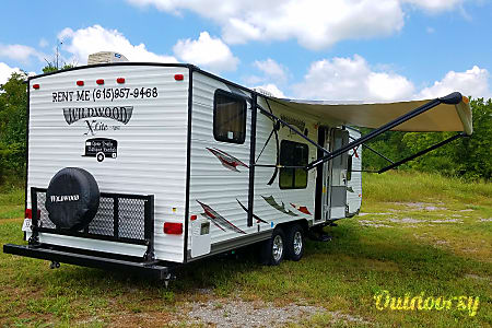 2013 Forest River Wildwood X-Lite  La Vergne, Tennessee