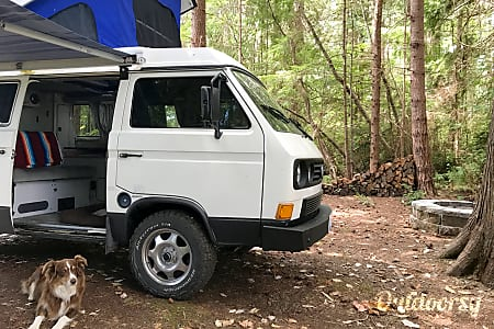0Halliday Adventures: Northway 1987 Volkswagen Westfalia  Enumclaw, Washington