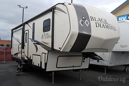 02017 Black Diamond 29RKPW  Burlington, WA