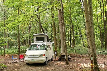 01997 Volkswagen Eurovan Camper  Austin, Texas