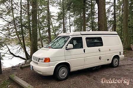 Peace Vans Rentals #16: Nooksack 1995 Eurovan Full Camper  Seattle, WA