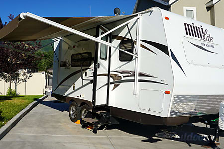 2014 Forest River Rockwood Mini Lite  Layton, Utah