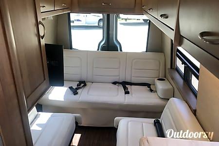 B-2 Mercedes Galleria   Class B Executive/VIP Motorhome  Cypress, TX