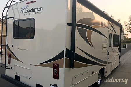 2017 Coachmen Freelander  Sacramento, California