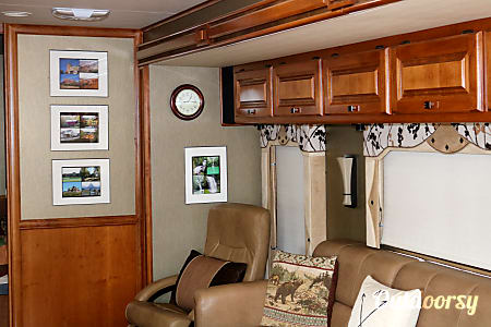 2013 Tiffin Motorhomes Allegro Open Road  Jacksonville, Florida