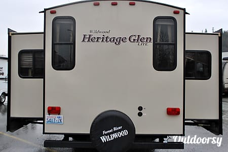 2015 HERITAGE GLEN 299RE  Burlington, WA