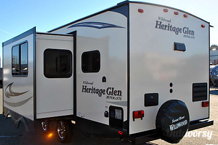 2016 HERITAGE GLEN 24RK  Burlington, WA