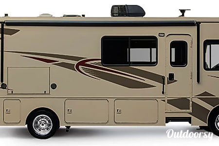 2017 Winnebago Vista  Charlottesville, Virginia