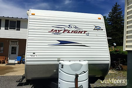 2011 Jayco Jay Flight  Duke Center, Pennsylvania