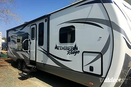 2016 Outdoors Rv Manufacturing Timber Ridge  Folsom, California