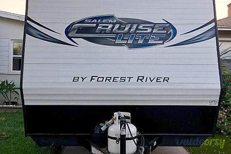 2016 Forest River Salem Cruise Lite  Long Beach, California