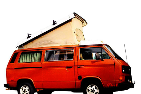 01984 Volkswagen Westfalia  Los Angeles, CA