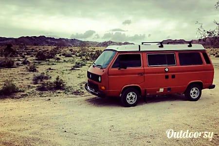 01984 Volkswagen Westfalia  Los Angeles, CA
