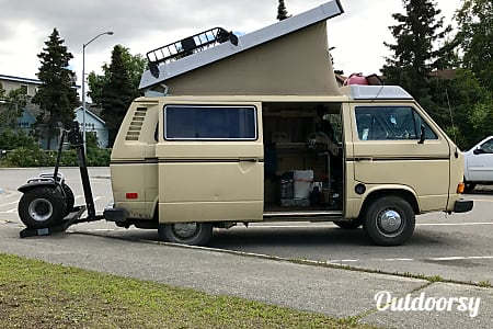 1980 Volkswagen Westfalia  Anchorage, Alaska