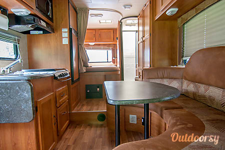 2012 Coachmen Freelander 21QB  Connersville, Indiana