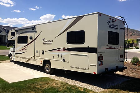 0Clean 2014 Coachmen Freelander  Lehi, UT