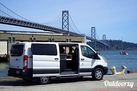 2016 Ford Transit Campervan #4  South San Francisco, California