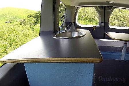 2016 Ford Transit Campervan #5  South San Francisco, California