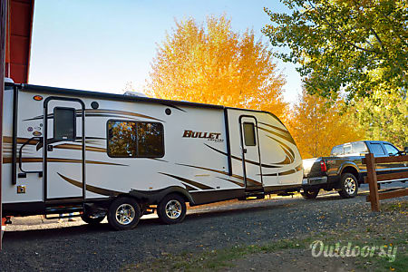 2014 Keystone Bullet  Lynden, Washington