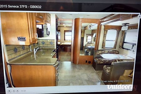 2015 Jayco Seneca  Alto, Michigan