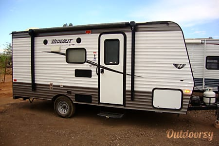 02016 Keystone Hideout 175 LHS  Mesa, AZ