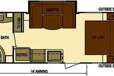 2014 Skyline Dart 214 RB  Mesa, AZ
