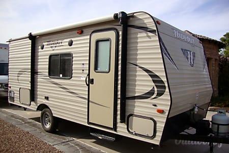 02016 Keystone Hideout 185 LHS  Mesa, AZ