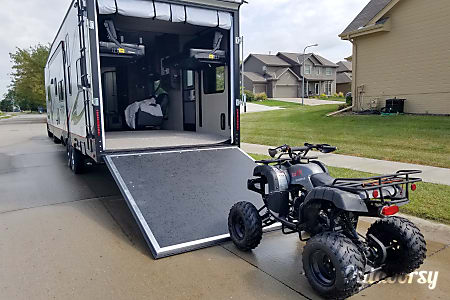 2017 Stryker 2916 incl free atv use  Gretna, Nebraska