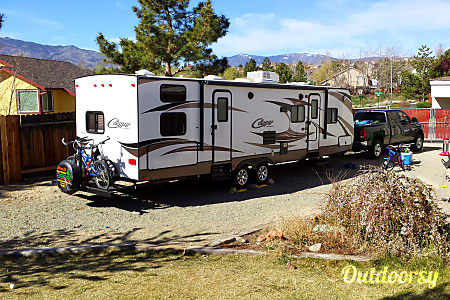 02014 Keystone Cougar  Reno, Nevada
