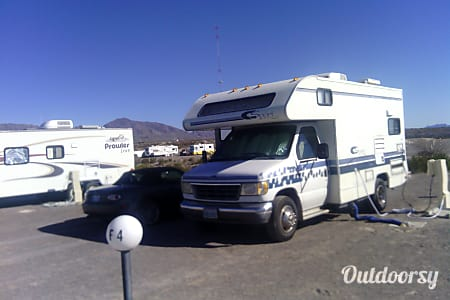 1996 Fleetwood Jamboree  El Paso, Texas