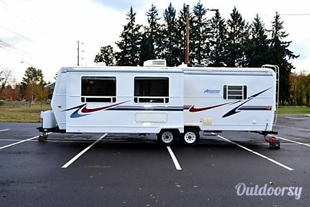 02000 Holiday Rambler Alumascape  Hillsboro, OR