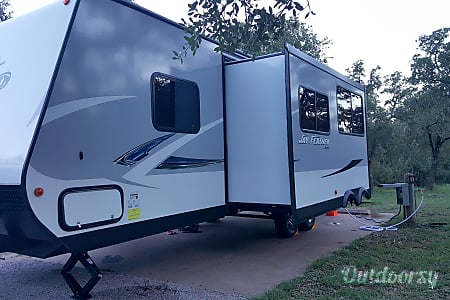 The Jayco Gypsy  Roanoke, Texas