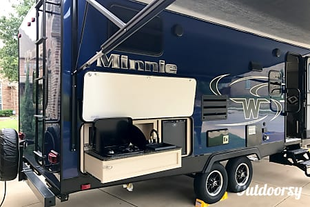 2017 Winnebago Minnie  Fort Worth, Texas