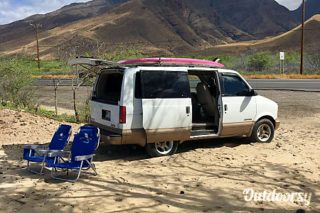 2000 Chevrolet Astro  Kahului, Hawaii
