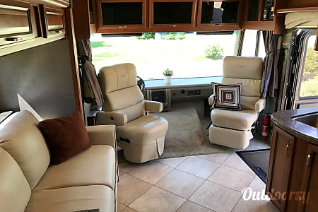 Class A RV Rental Fully Stocked! Easy Pricing, Family Fun  Draper, Utah